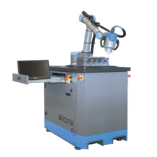 CompactCobot | Universal solution for industrial quality assurance